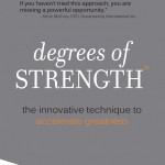 """""""Book Cover for Degrees of Strength"""""""