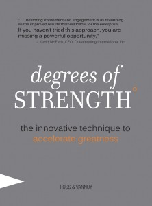 """Book Cover for Degrees of Strength"""