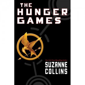 """""""Book Cover of The Hunger Games"""""""