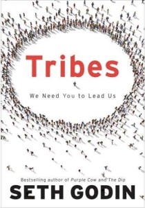 """""""Book Cover for Tribes by Seth Godin"""""""