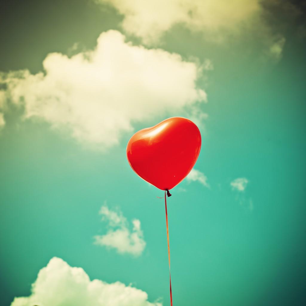 heart balloon shutterstock_97614038