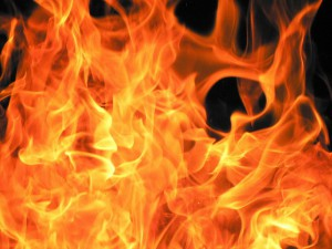 fire of inspired leadership