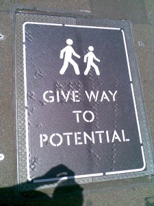 Activate potential, leadership