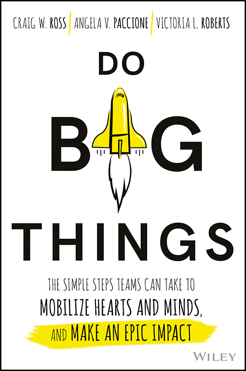 Do Big Things Book
