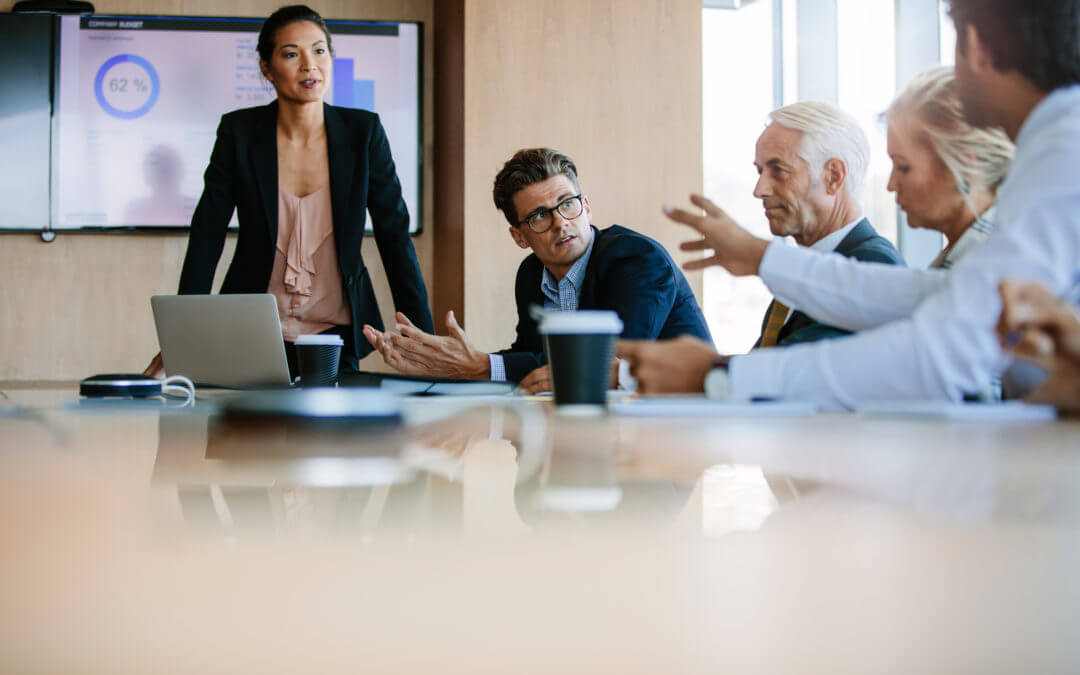 Your 3 Options to Share Information in Your Next Meeting