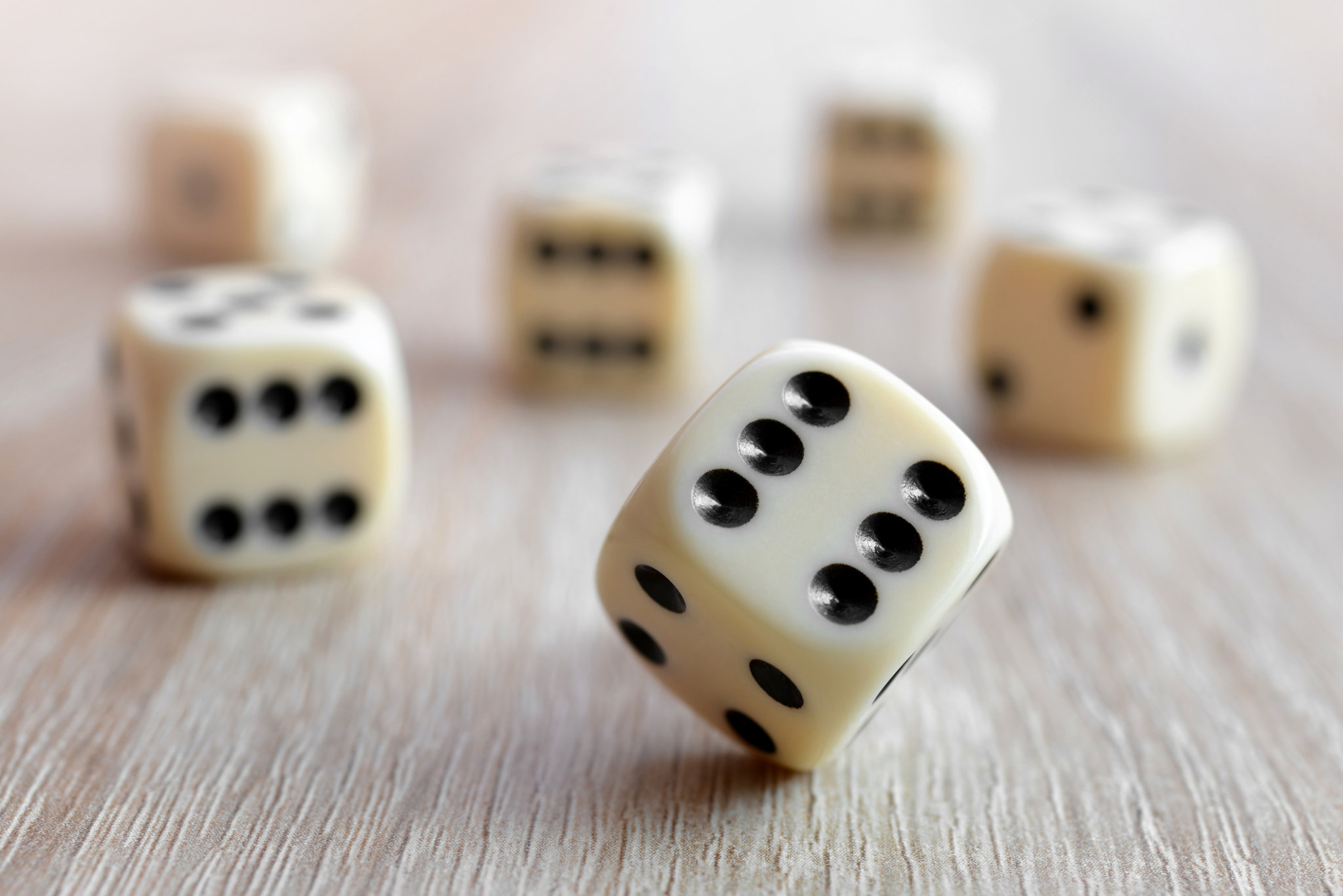 Is Your Team Rolling the Dice? - Verus Global