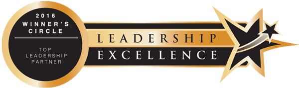 eadership excellence award logo