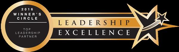 eadership excellence award logo